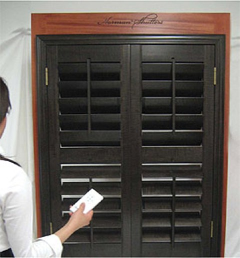 Norman shutters, custom, shutter, blinds, shades, window treatments, plantation, orlando, florida